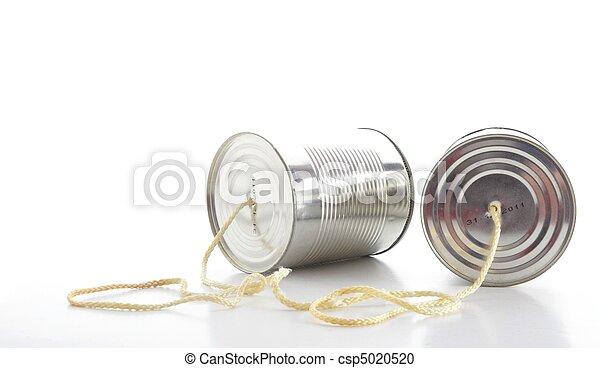 電話, 罐頭能 - csp5020520