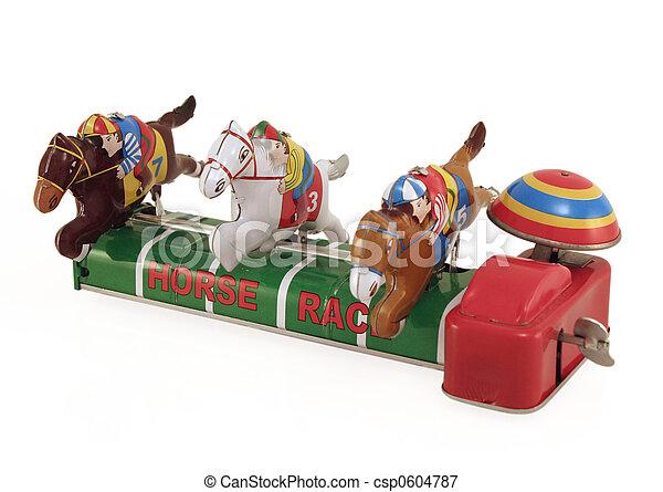horserace - csp0604787