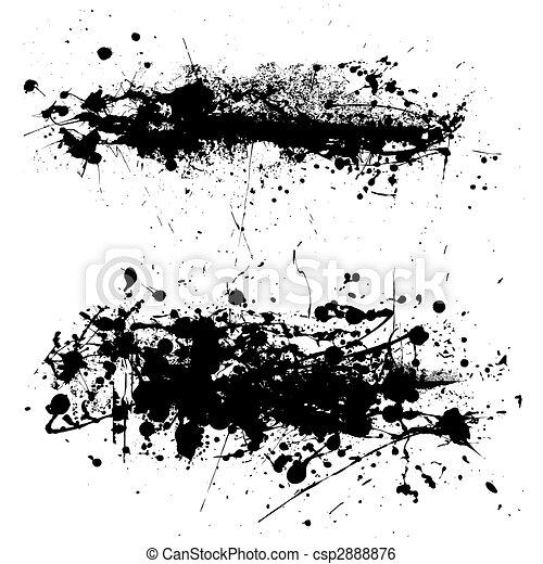 splat, 線 - csp2888876