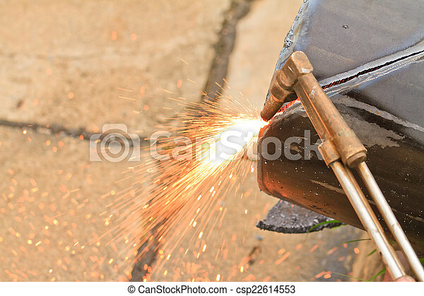 torch., 切, 气体 - csp22614553